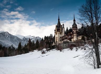 Rumanía y Transilvania con Bulgaria