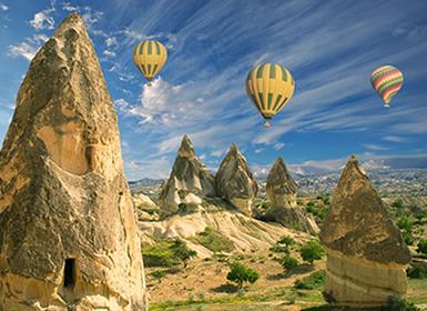 Turquía: Estambul, Ankara y Capadocia Esencial A Tu Aire