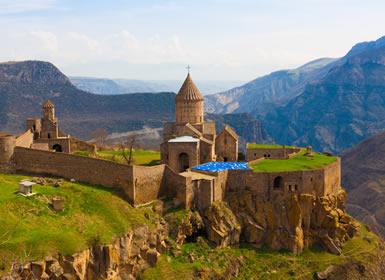 Armenia, el Pequeño Cáucaso