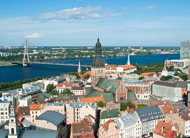 Capitales Bálticas: Escapada a Riga