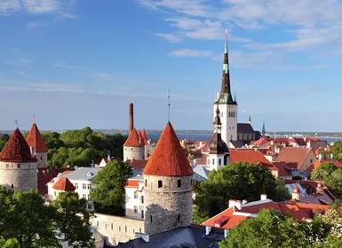 Capitales Bálticas: Escapada a Tallín