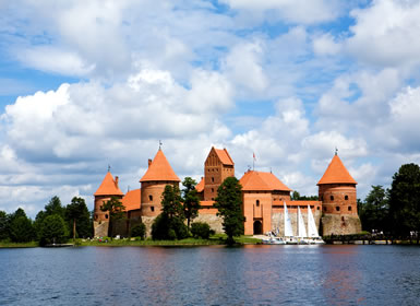 Capitales Bálticas: Escapada a Vilnius