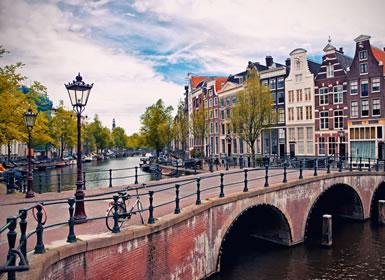 Holanda: Especial Semana Santa Ámsterdam