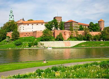 Polonia: Escapada a Cracovia