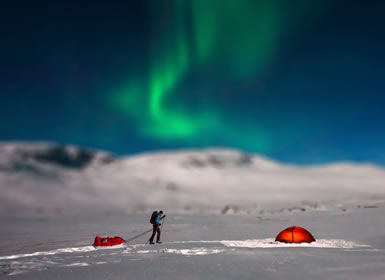 Finlandia: Aventura en Laponia Finlandesa I