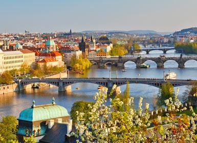 Praga, Budapest y Viena A Fondo
