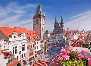 República Checa: Especial Puente de Mayo Praga al Completo