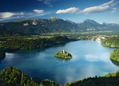 Maravillas de Eslovenia e Istria