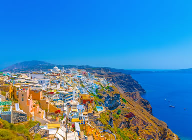 Grecia y Crucero 4 días