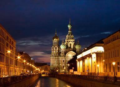 Rusia: Escapada a San Petersburgo