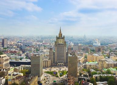 Rusia: Moscú y San Petersburgo Al Completo Plus (Tren nocturno)