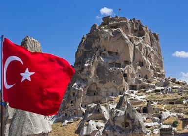 Turquía: Estambul, Ankara y Capadocia Esencial