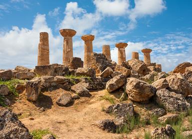 Sicilia y Sur de Italia Al Completo