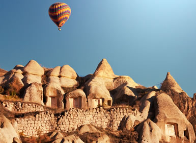 Turquía: Descubre Estambul y Capadocia