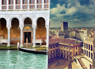 Milán, Venecia y Roma Esencial