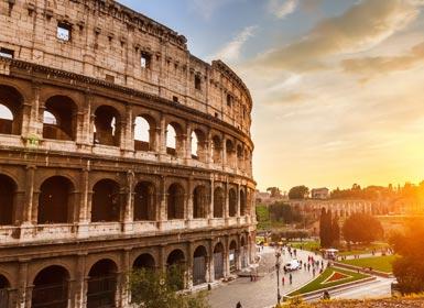 Circuito por Italia 2015
