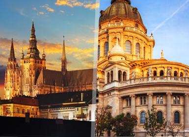 Praga y Budapest Al Completo