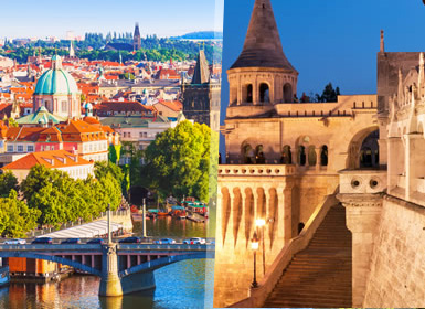 Praga y Budapest Al Completo Plus