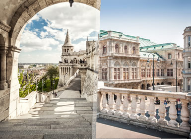 Praga, Budapest y Viena Esencial Plus