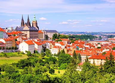 República Checa: Escapada a Praga