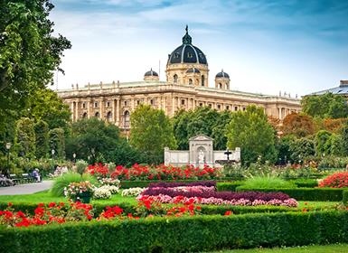 Viena y Budapest Esencial A Tu Aire en tren