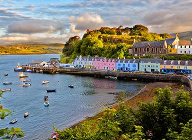 Reino Unido: Oeste de Escocia Al Completo A Tu Aire
