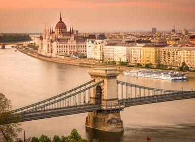 Hungría y Lago Balatón Al Completo Plus