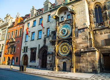Praga, Viena y Budapest Al Completo