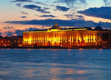 Rusia: Crucero de San Petersburgo a Moscú Al Completo