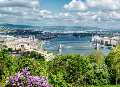 Crucero por el Danubio desde Budapest Al Completo