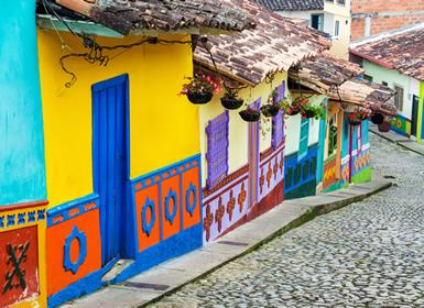 Viajes Semana Santa 2015Esencias de Colombia