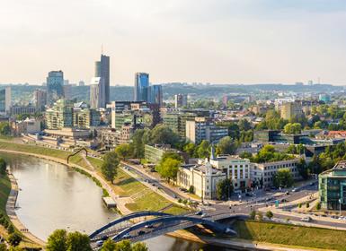 Vilnius, Riga y Tallin Esencial