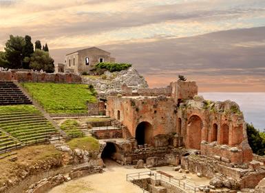 Sicilia y Malta Al Completo