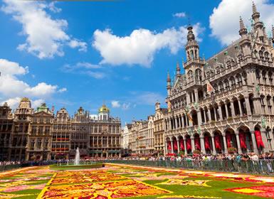 Viajes Semana Santa 2015Bélgica: Especial Semana Santa Escapada a Bruselas