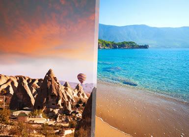 Gran Tour de Turquía 1 con Antalya