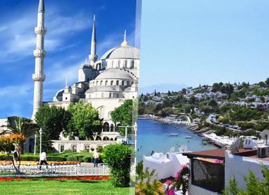 Gran Tour de Turquía 1 con Bodrum