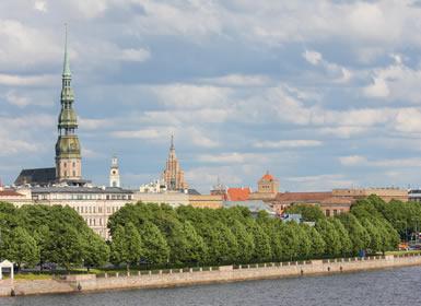 Bellezas de las Repúblicas Bálticas I B