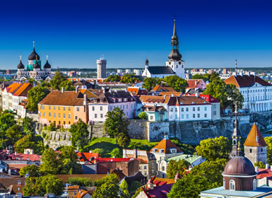 Encantos de las Repúblicas Bálticas I B