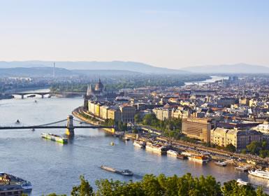 Crucero Fluvial por el Danubio