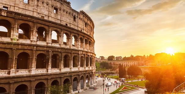 Circuito Roma Florencia Venecia