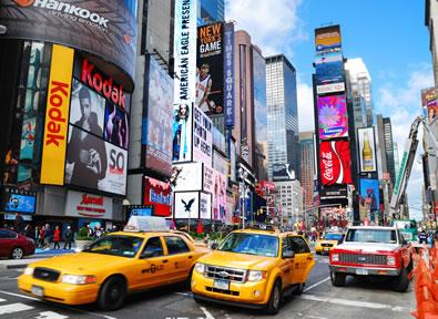 Estados Unidos: Nueva York y Sueños del Oeste