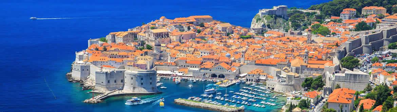 Circuitos organizados por Croacia