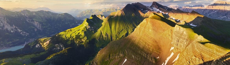 Alpes Suizos Norte de Italia