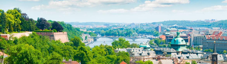 Circuito 9 días Praga Viena Budapest + Berlín