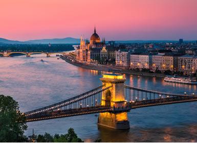 Hungría: Especial Puente de Diciembre Mercadillos de Navidad en Budapest