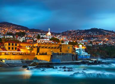 Viajes Portugal 2017: Funchal