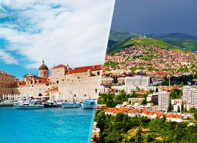 Viaje Semana Santa 2016 Dubrovnik, Montenegro y Bosnia
