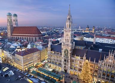 Alemania: Especial Fin de Año en Alemania