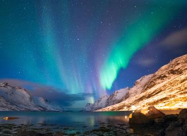 Viajes Semana Blanca 2017 Noruega: Tromsø, Auroras Boreales y Ballenas Al Completo