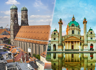 Viajes Semana Blanca 2017 Múnich y Viena Esencial